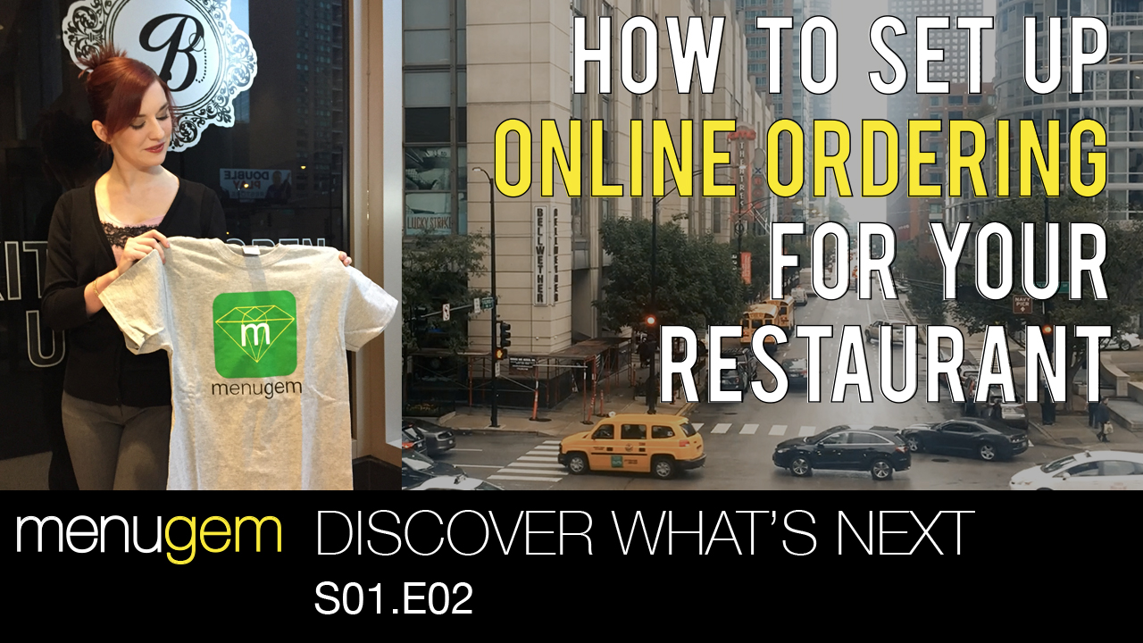 How to Set Up Online Ordering for Your Restaurant  - Discover What's Next S01.E02