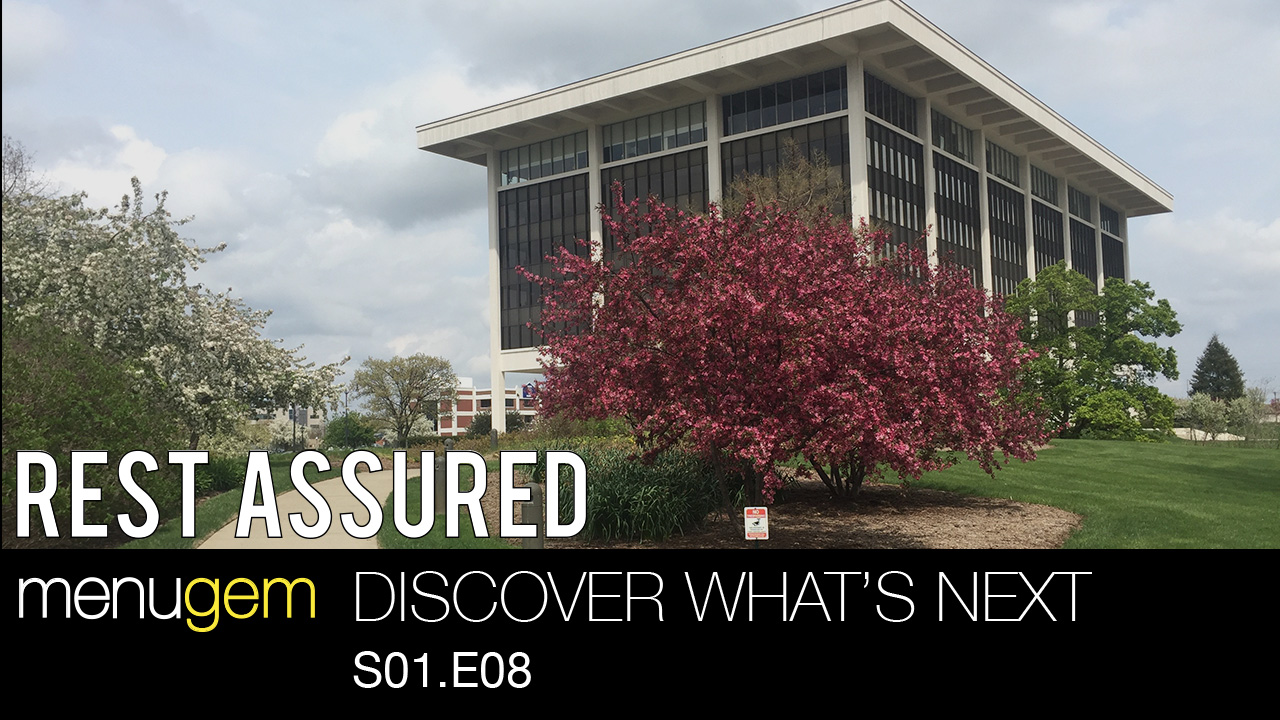 Rest Assured: Hand Sanitizer, Masks and More - Discover What's Next S01.E08