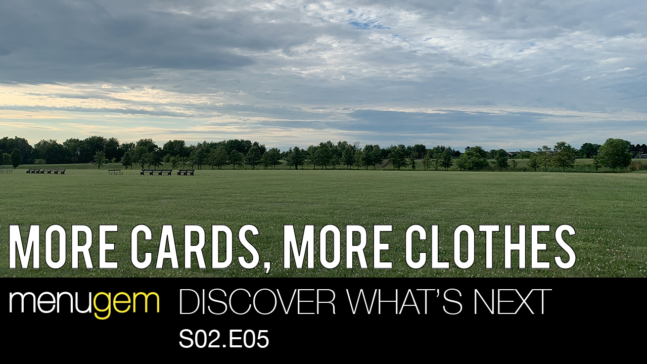 More Cards, More Clothes - Discover What's Next S02.E05