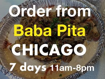 Order from Baba Pita!