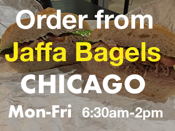 Order from Jaffa Bagels!