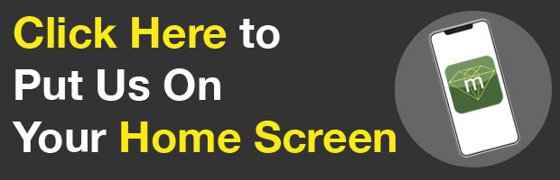 Put MenuGem On Your Phone Home Screen