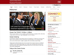 USC Career Center