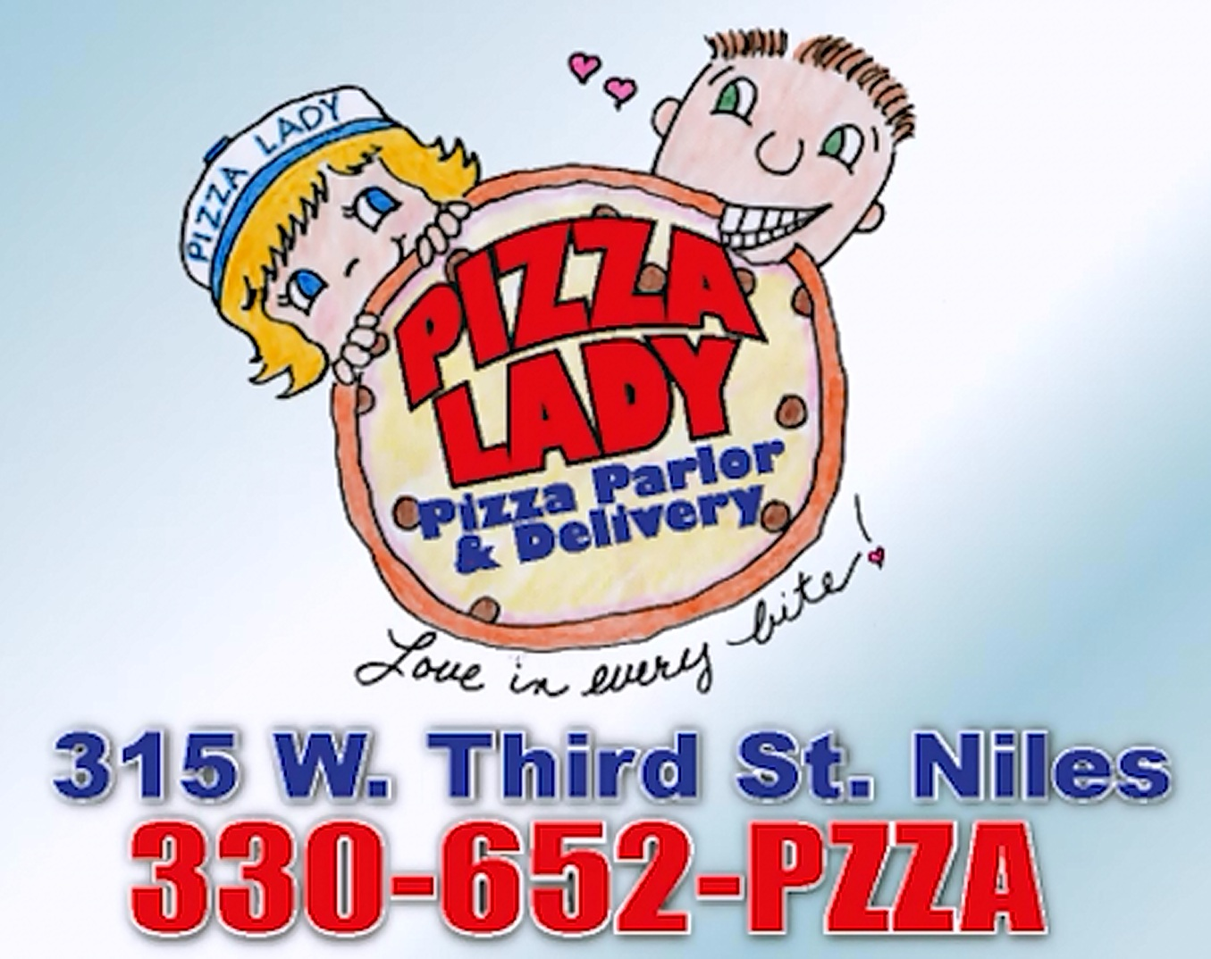 Pizza Lady Pizza Parlor