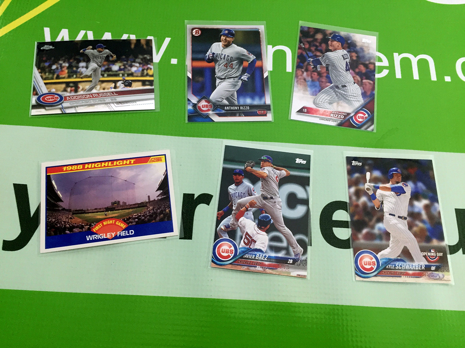 Chicago Cubs Lot 1 [SEE VIDEO]