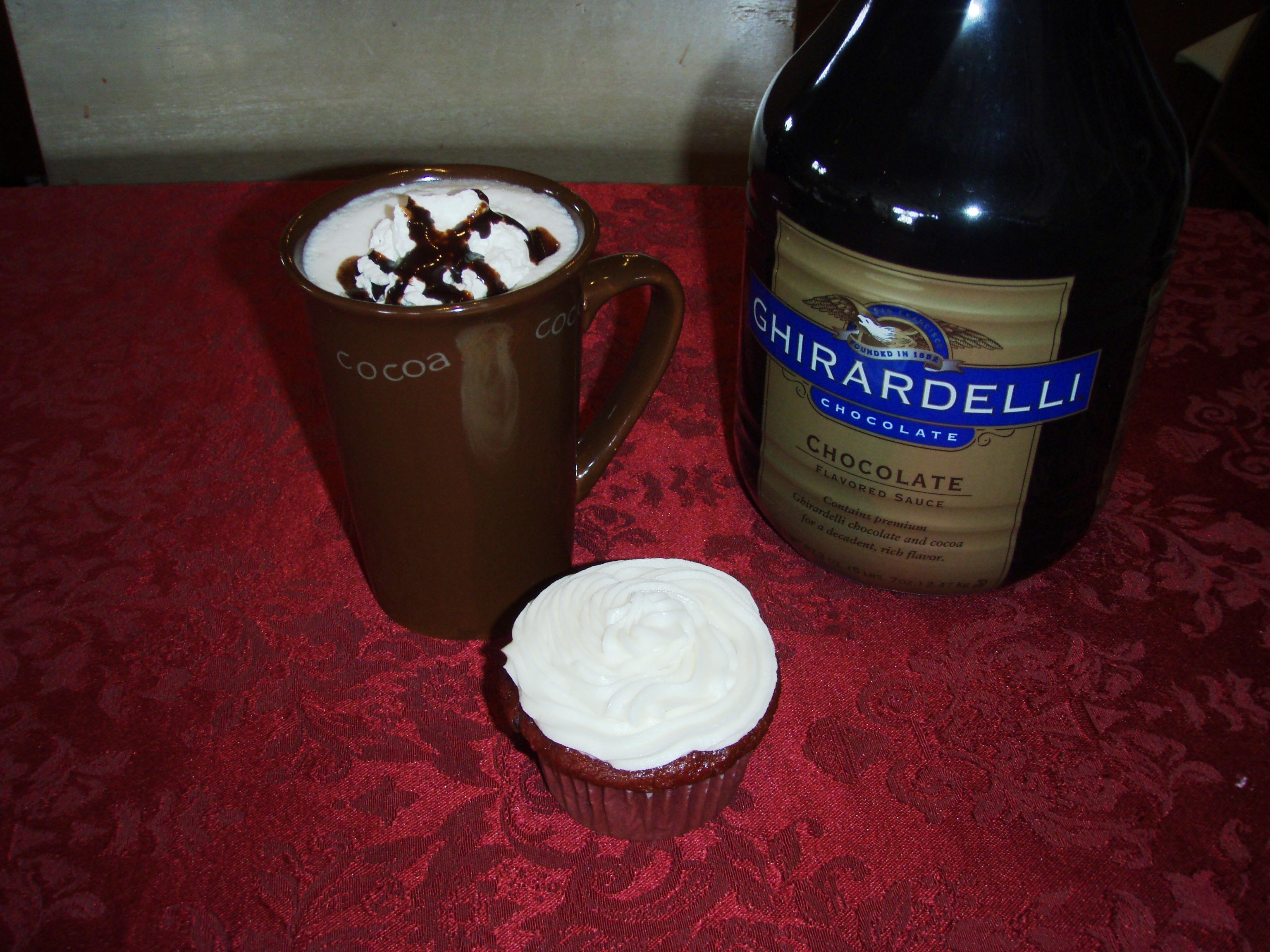 Hot Chocolate - 12 oz.