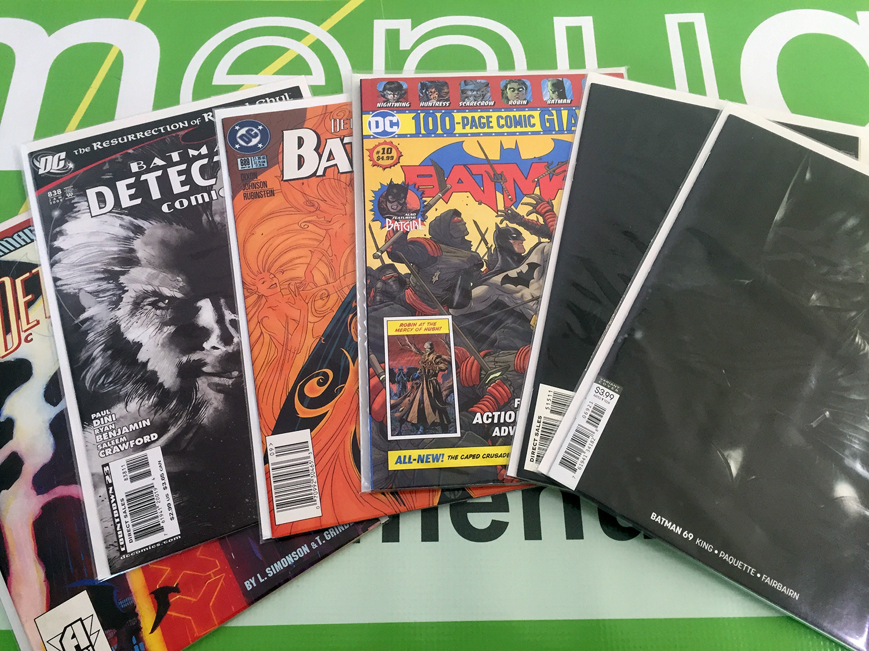 Batman Modern Lot 1 [SEE VIDEO]