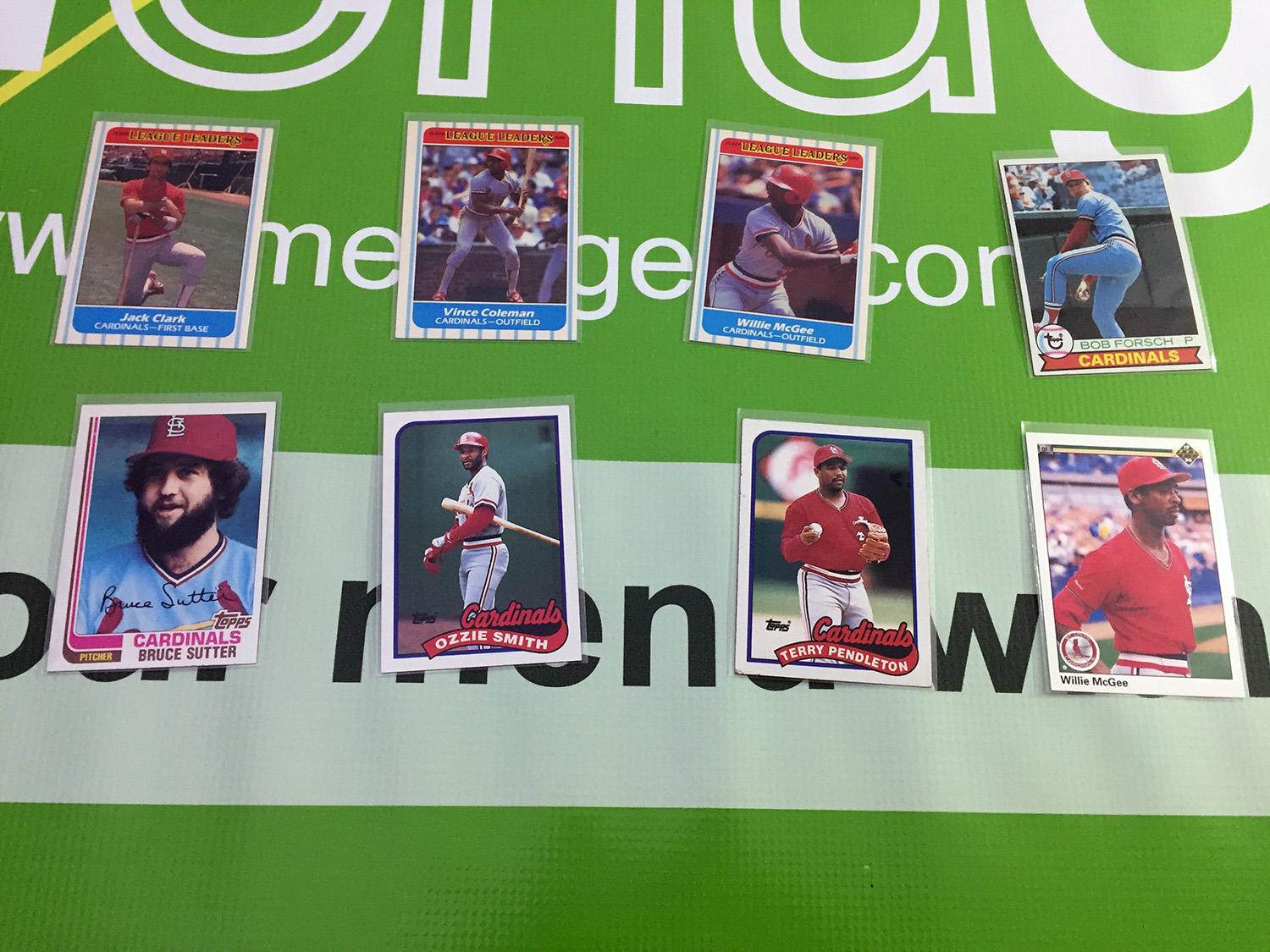 St. Louis Cardinals Lot 2 [SEE VIDEO]