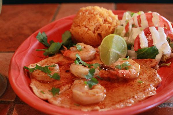Margarita Chicken & Shrimp
