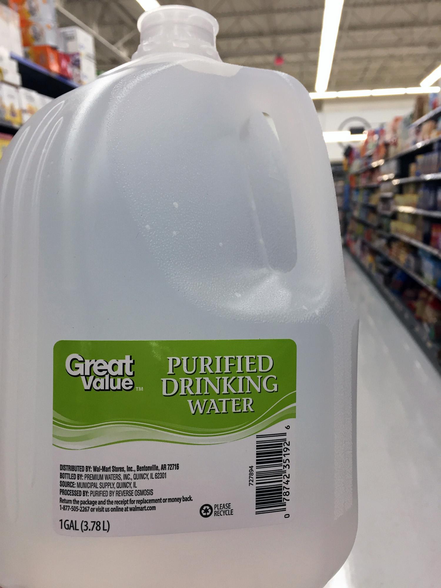 Store brand Water - 1 Gallon