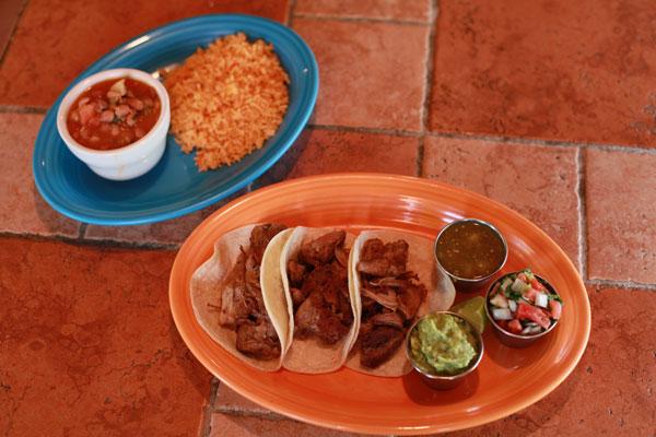 Tacos de Carnitas