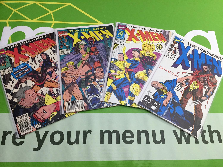 X-Men Jim Lee Lot 1 [SEE VIDEO]