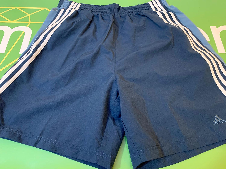 Adidas Mens Blue Swimming Trunks Size XL