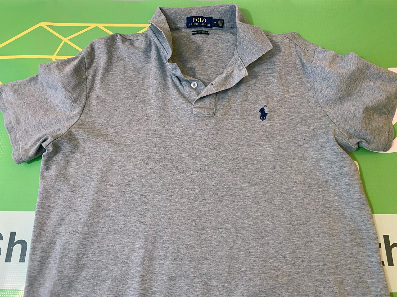 Polo Ralph Lauren Mens Classic Fit Pima Soft Touch Shirt Size M