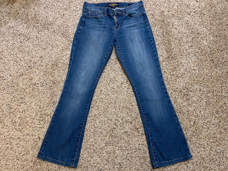 Lucky Brand Womens Sofia Boot Jeans Size 6/28 Regular