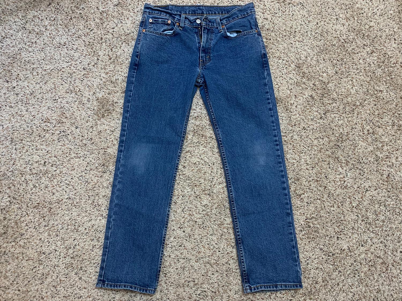 Levis Mens 514 Jeans Size 32x28