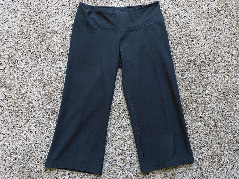 Nike Mens Dri-Fit Activewear Crop Pants Size M