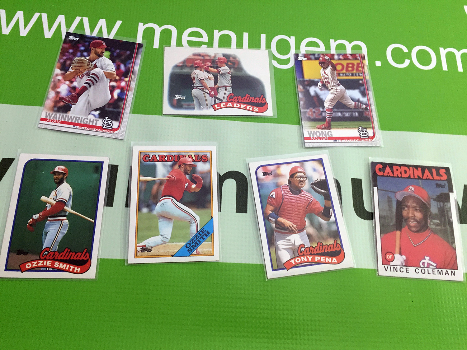 St. Louis Cardinals Lot 1 [SEE VIDEO]