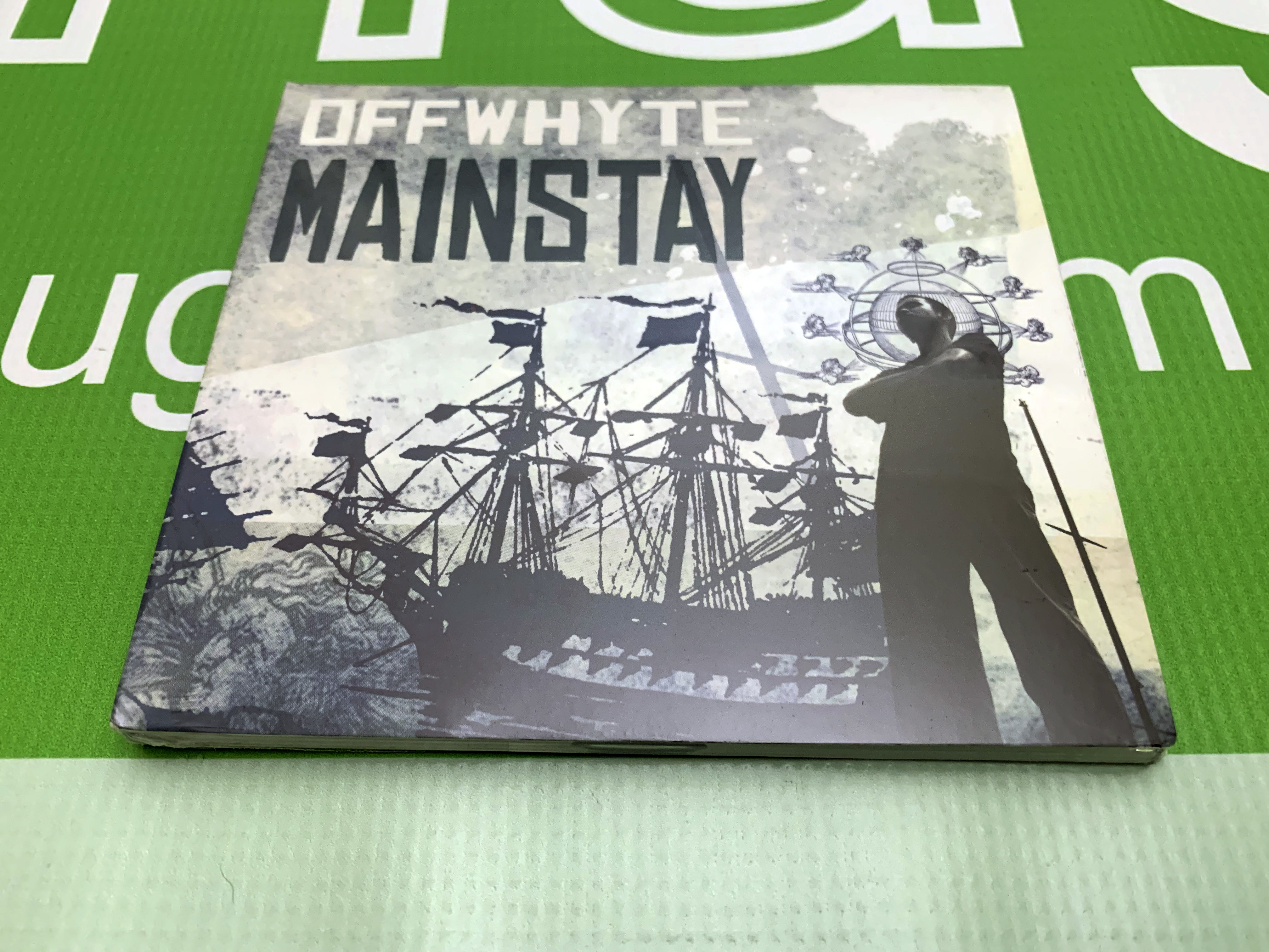 Offwhyte Mainstay CD Brand New Factory Sealed